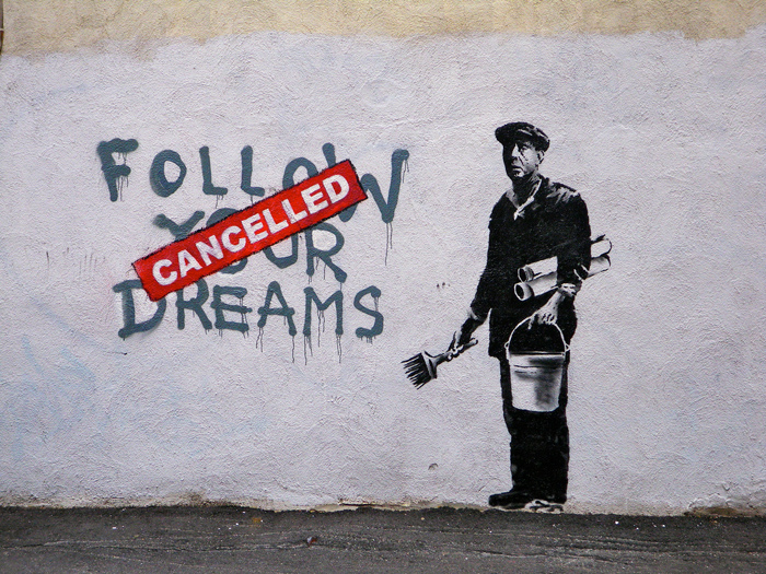 Banksy en Boston