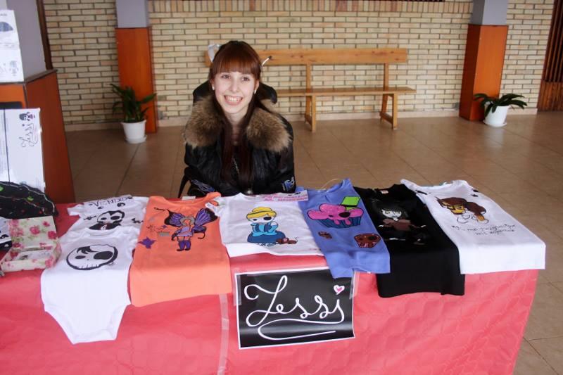 La ropa de Jessi