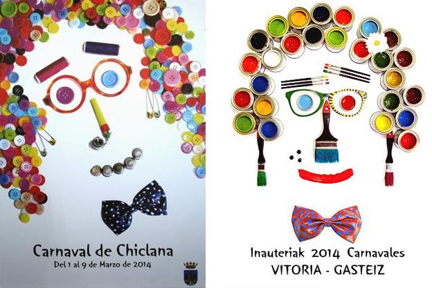 Cartel Carnavales